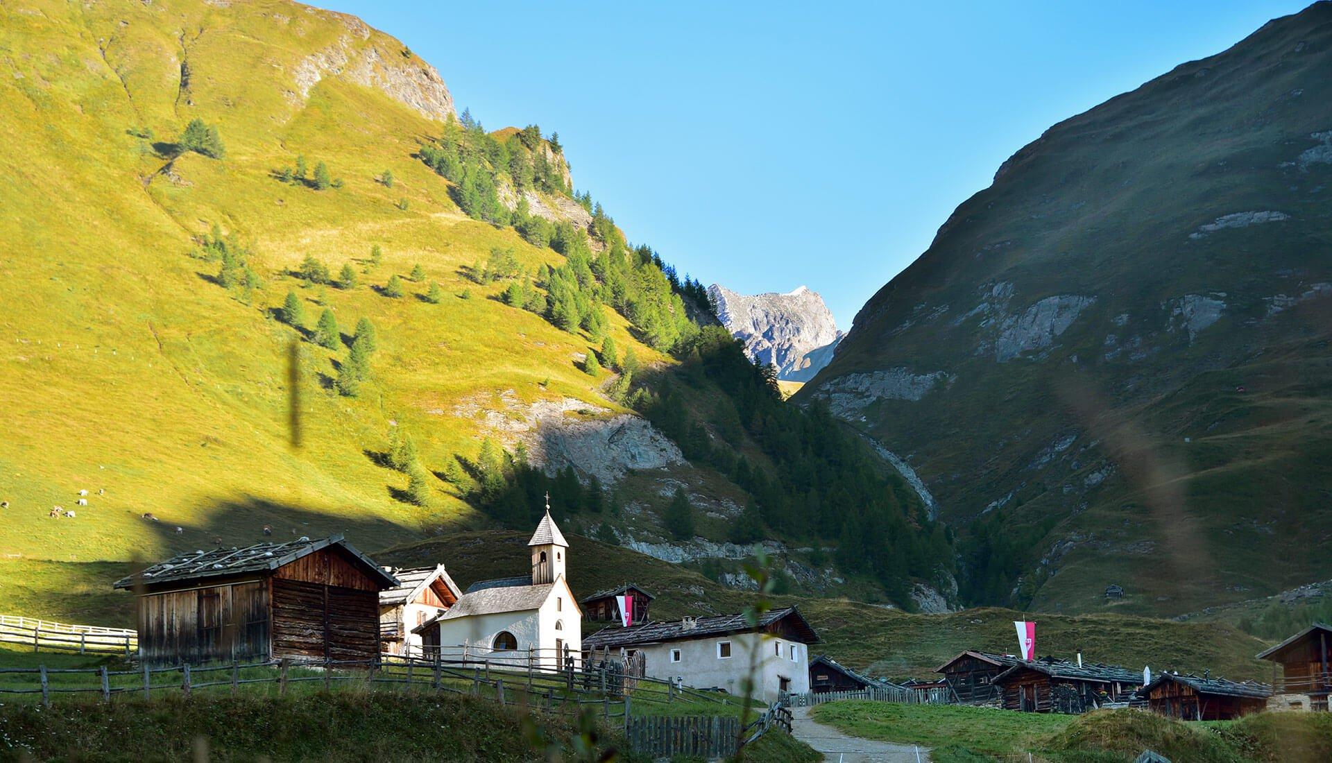 alpenchalet ferienregion gitschberg jochtal